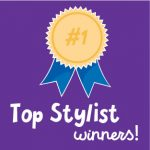 Top Stylist Winners Medal