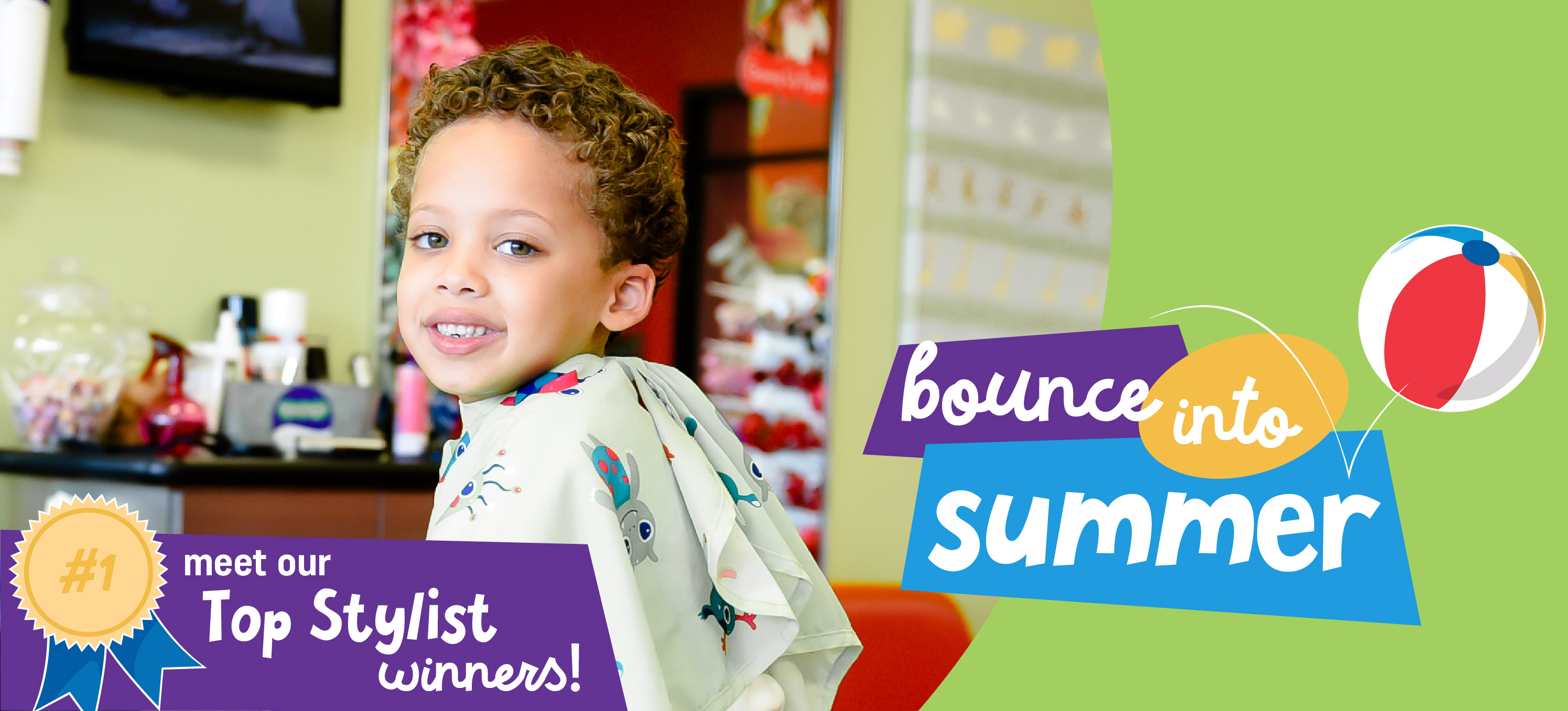 Spring into Summer with Pigtails & Crewcuts!