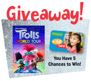 Giveaway Graphic!