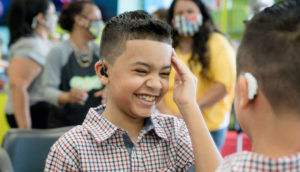 Haircuts for Boys Feature Image - Smiling Boy