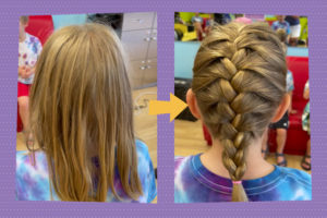 French Braiding Before & After Feature Image