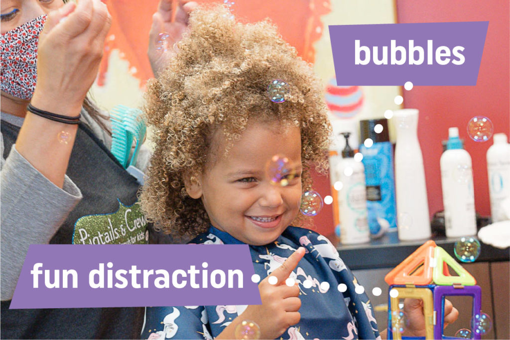 Fun Distractions available