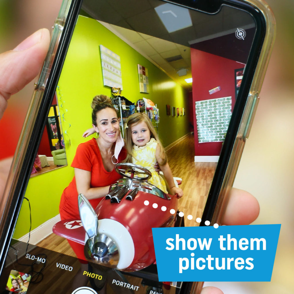 Show Your Child Pictures